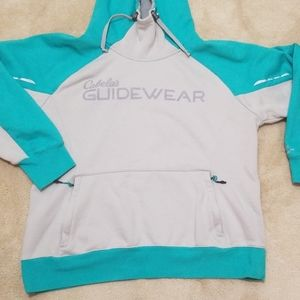 Cabela's Guide Wear hooded sweatshirt